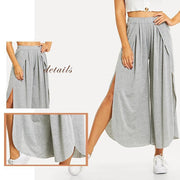 OFF THE EDGE Split Pants - OutFancy