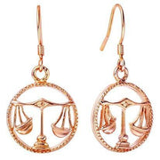 Women Scorpio Sagittarius Earrings Jewelry