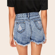 BETTER THAN EVER Denim Shorts - OutFancy