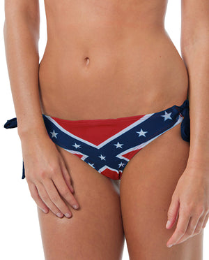 Rebel side tie bikini bottom B2XFF
