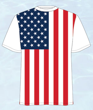 CS-PBRUSA American Flag T-Shirt