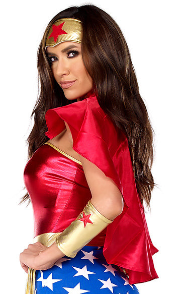 FP-995524 Red Superhero Cape