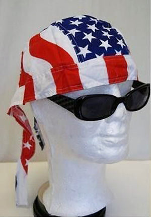 RF-8961 American Flag Do Rag