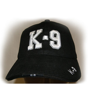 RF-905402 Black K-9 Officer Cap