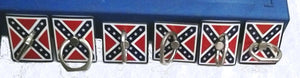 WC-REBCEL Rebel Flag Cell Phone Ring Holder and Stand