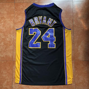 2019 New #24 Kobe Bryant 8 Retro Throwback Basketball Jersey Stitched new