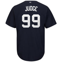 2019 New York Aaron Judge Quick-Dry Flexible Tshirts Sport Baseball Jerseys Shirt for Men