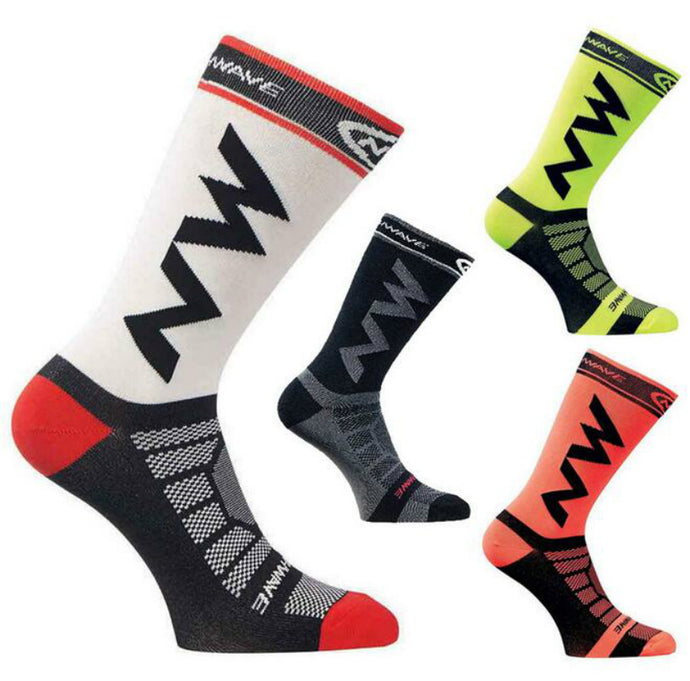 Men's Women's Riding Cycling Socks Bicycle Socks Basketball Football Socks