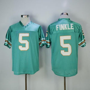 Men's Ray Finkle 5 Novelty Football Jersey All Stitched  Ace Ventur Movie