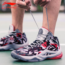 Li-Ning Men's Wade Professional Basketball Shoes Cushioning Breathable LiNing Sports Shoes Sneakers ABAM013