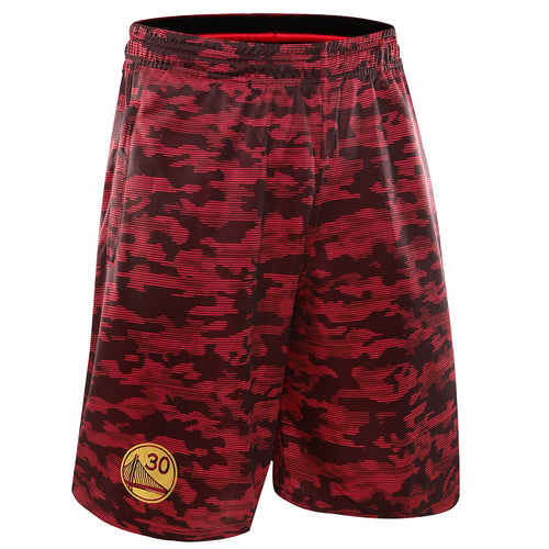 2018 New Men's Curry Basketball Shorts Sports Fitness Short Pants Quick-dry Breathable Running Training