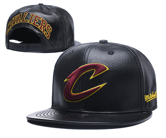 Basketball Team Cap Cavaliers Team Hat Men's and Women's Caps