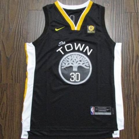 Nike Jersey warrior black 30 #Stephen Curry youth NIKE Basketball Jersey