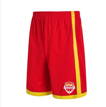 2018 USA Basketball Shorts Men Training Running Sports