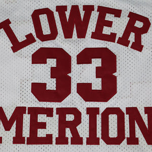 Men's Basketball Jerseys Kobe Bryant  #33 LOWER MERION  Stitched