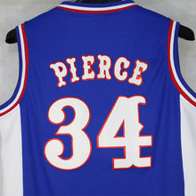 Pierce #34 Basketball Jersey Kansas Academy Mens Throwback Stitched