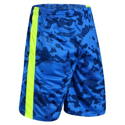 Basketball Shorts Men 2018 New Knee Length Quick-Drying Breathable Camouflage Fitness Sport Running