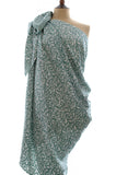Easy green pearl drop batik sarong from Your Sarong
