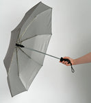 The Travellers Choice Telescopic Sun Block Umbrella Giving Excellent UV Protection