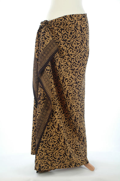Hand Made batik sarong and wrap by Your Sarong in pure silk