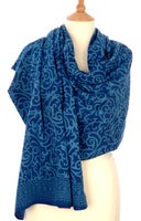 True Blue Java Batik Sarong