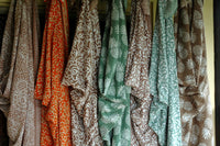 Large handmade batik sarongs from YourSarong
