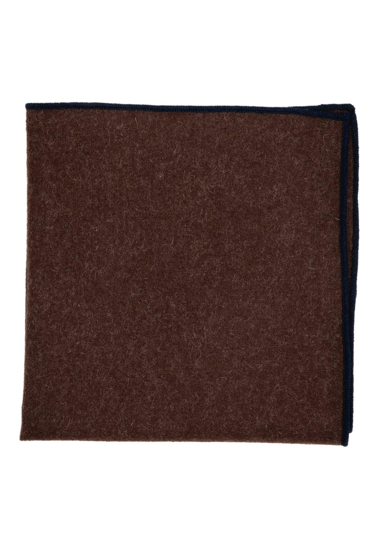 The Brown Wool Pocket