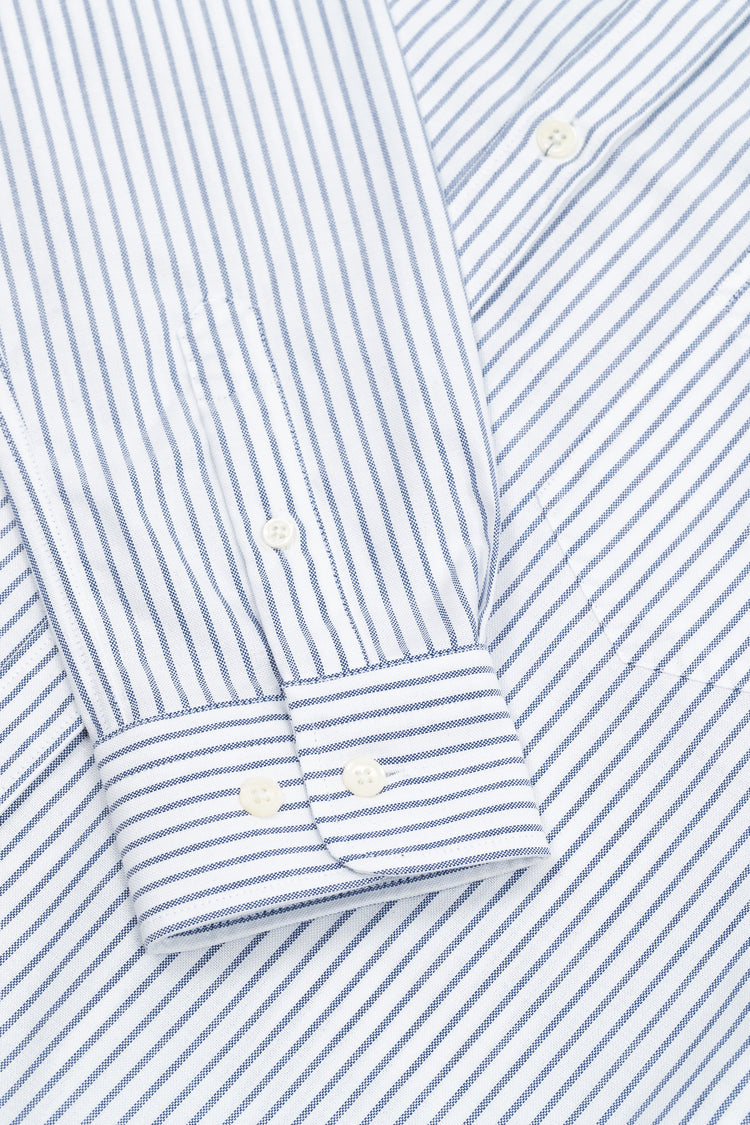 The Narrow Striped Oxford