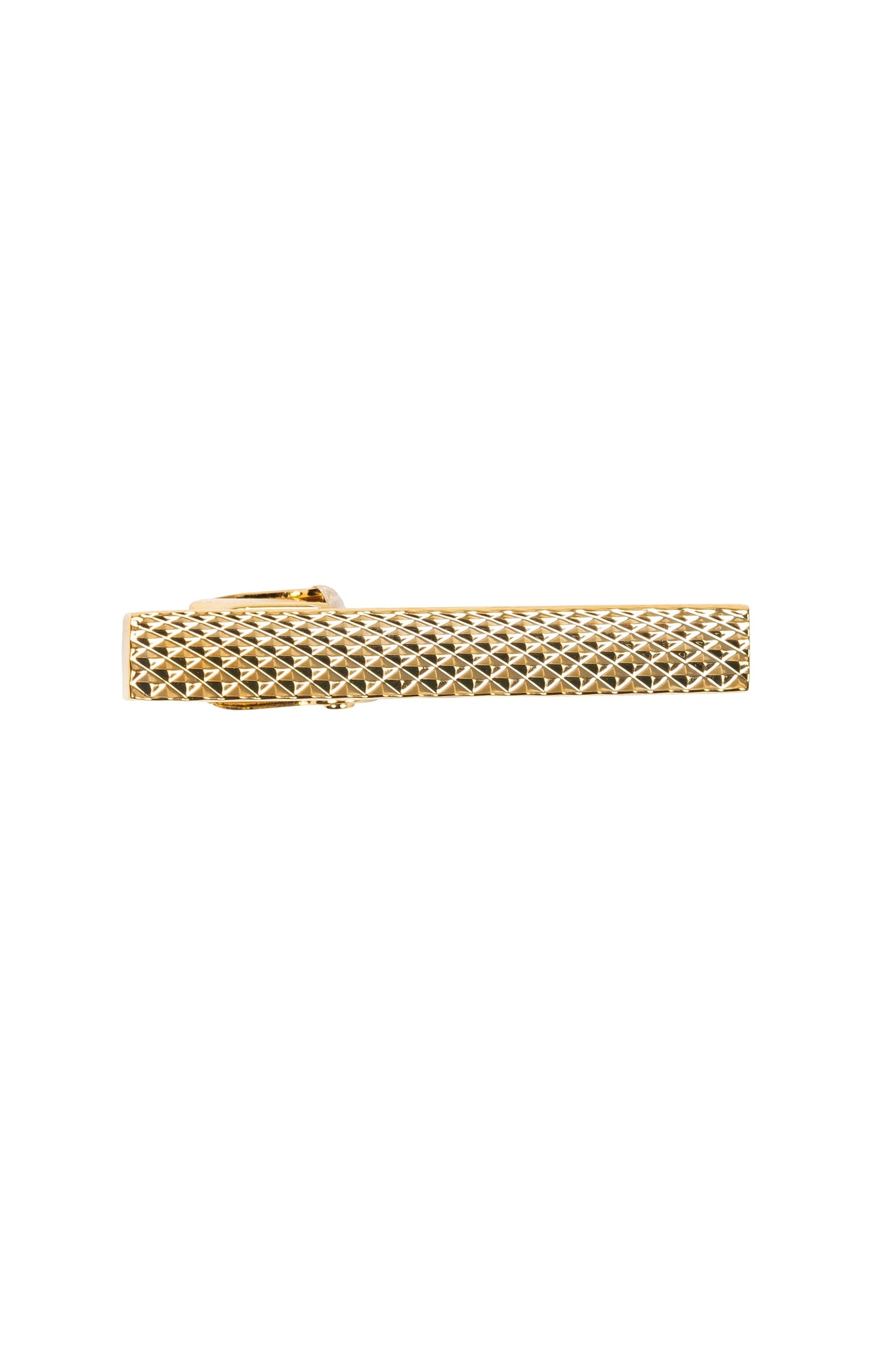 Patterned Golden Bar