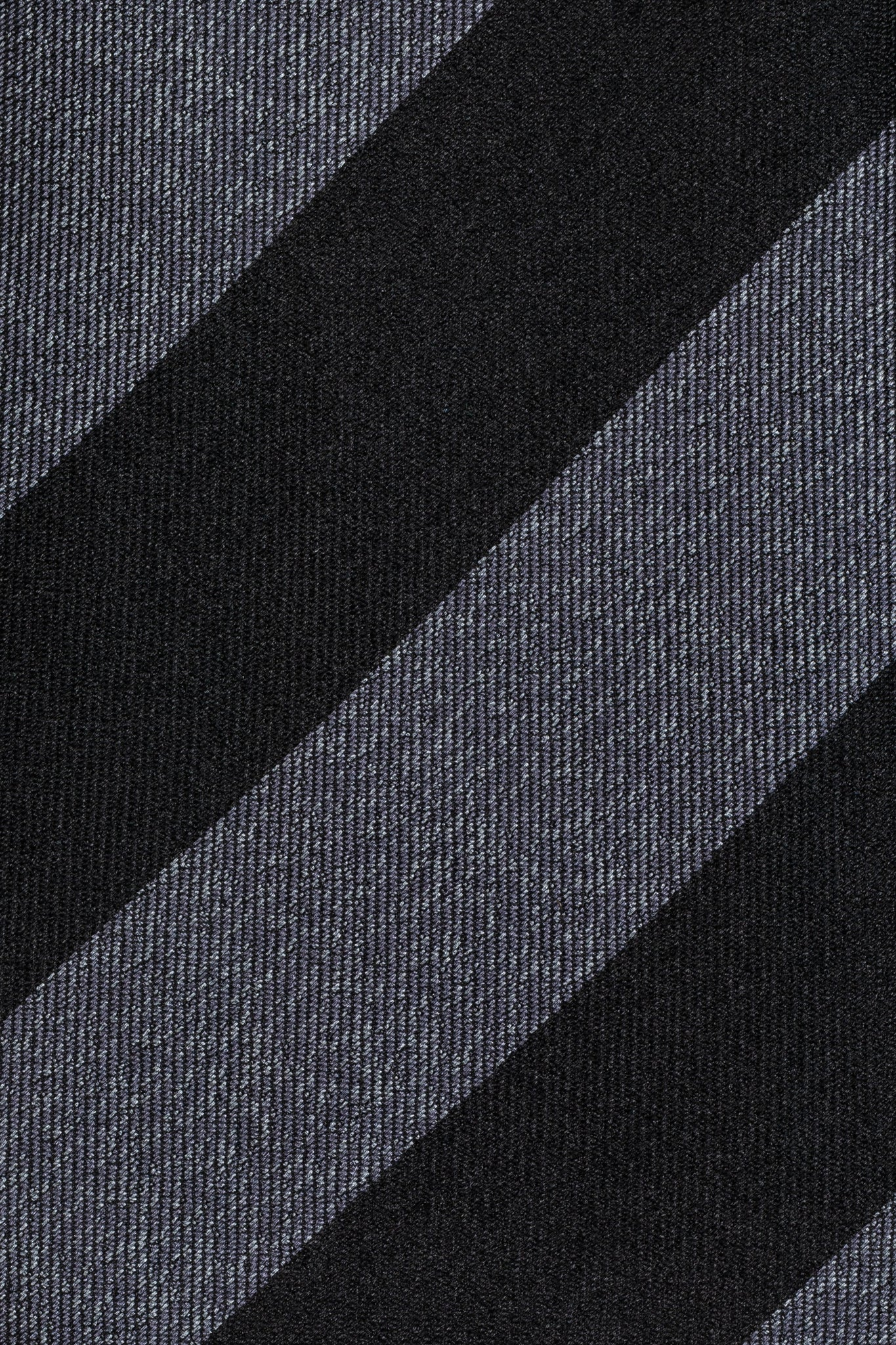 Black Grey Timeless Silk