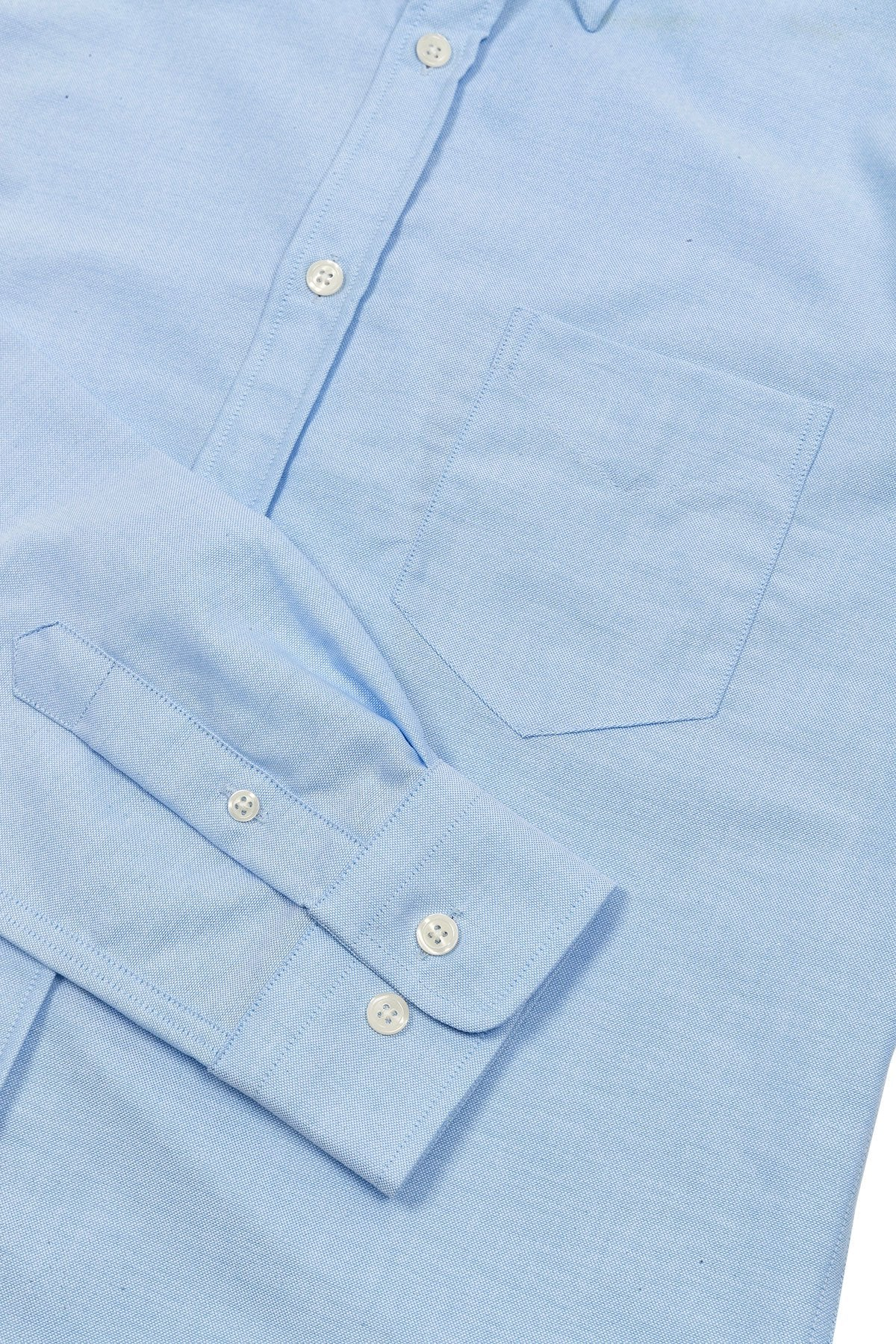The Blue Oxford Shirt