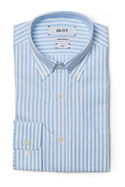 The Striped Oxford Shirt