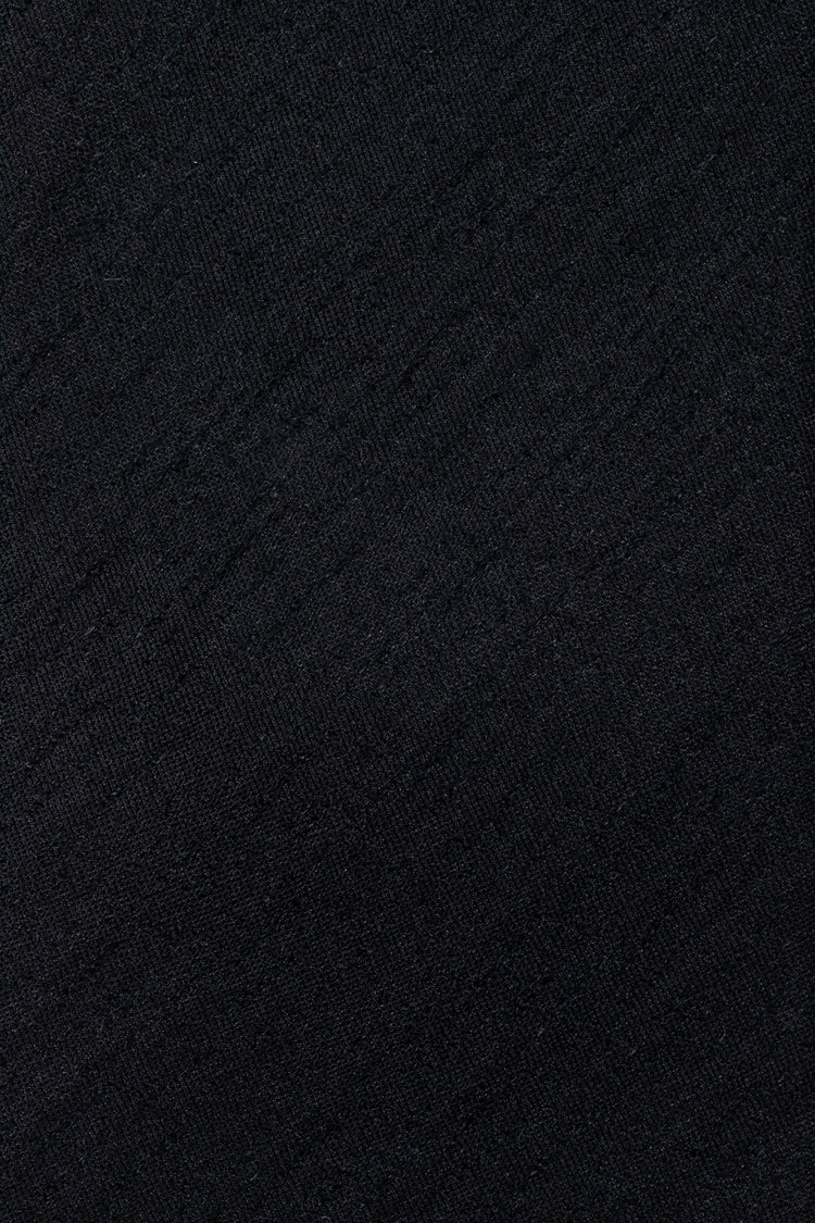 Black Textured Signature