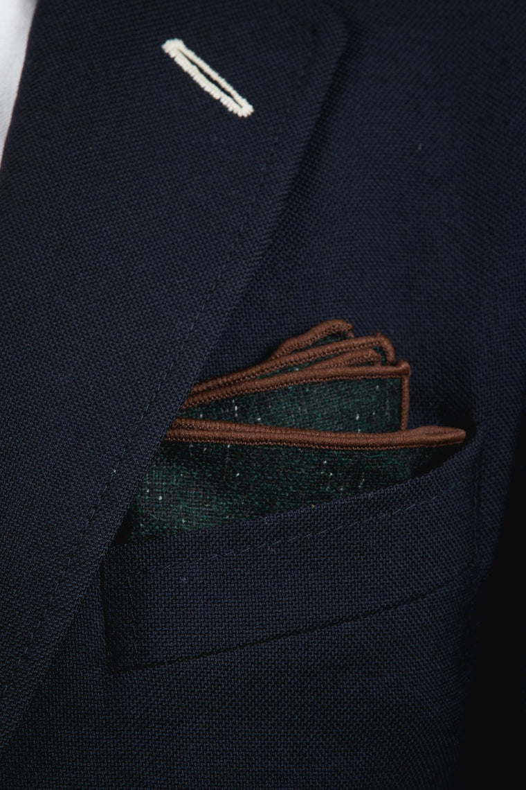 The Green Wool Pocket