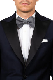 The Chequered Bow Tie