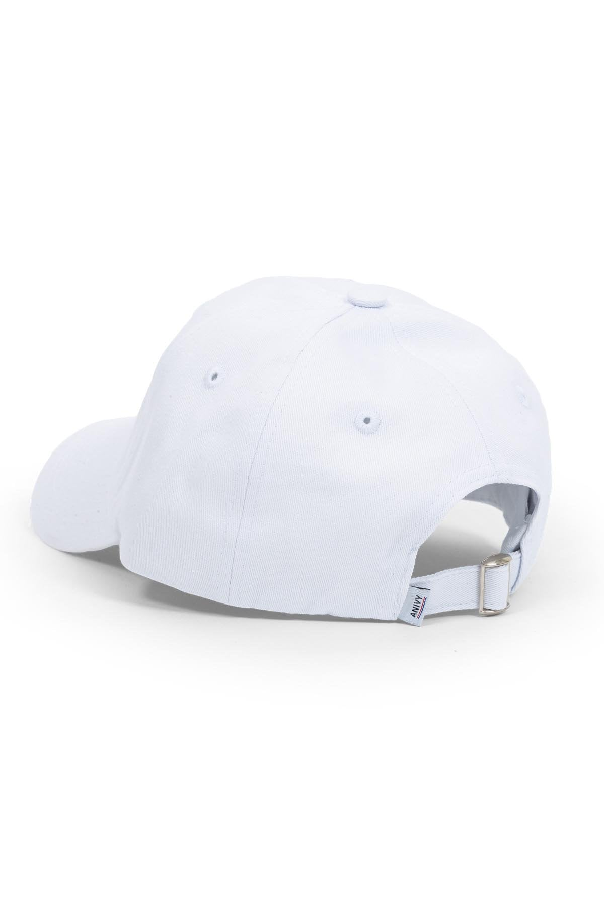 The White Yale Dad Cap