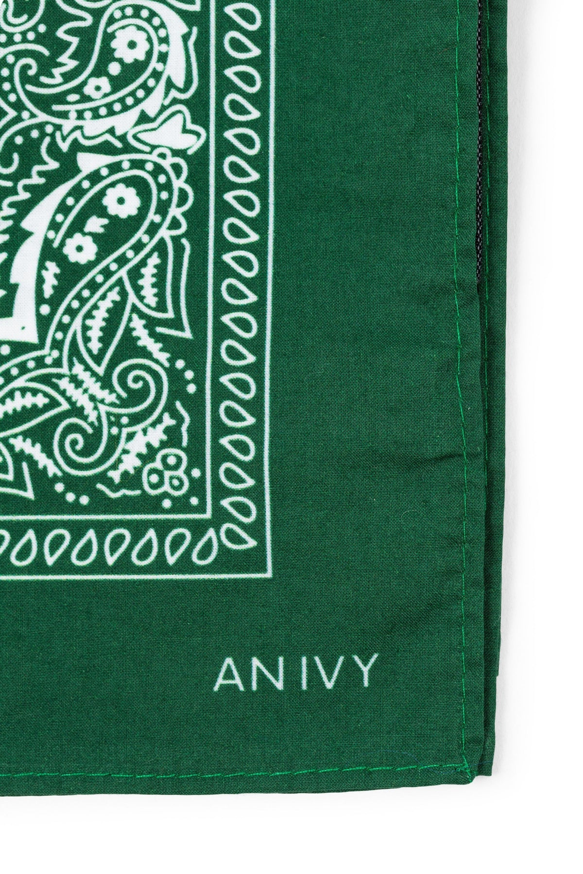 Green Bandana Pocket