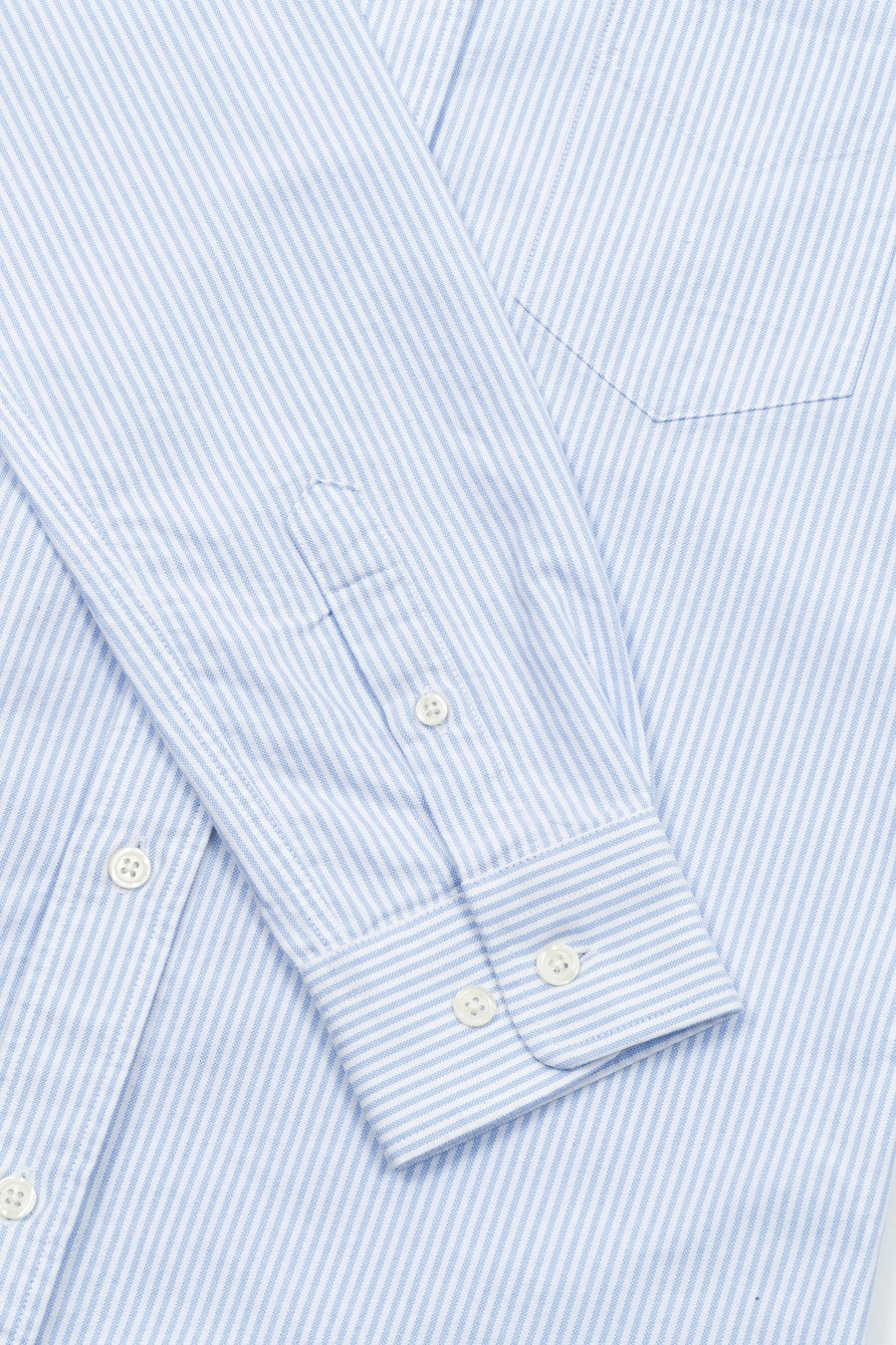 The Thin Striped Oxford