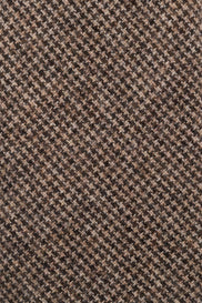 L2 x AN IVY Brown Wool Tie