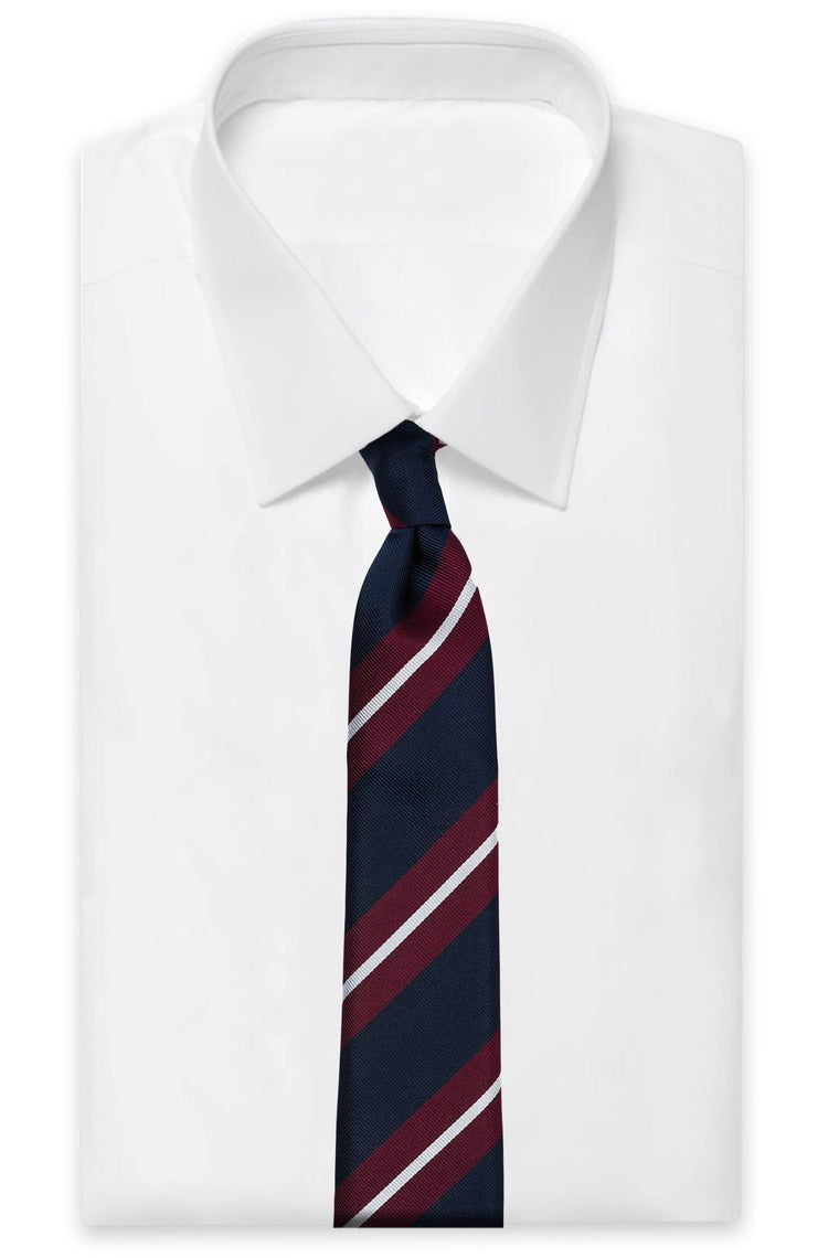 L2 x AN IVY Regiment Tie