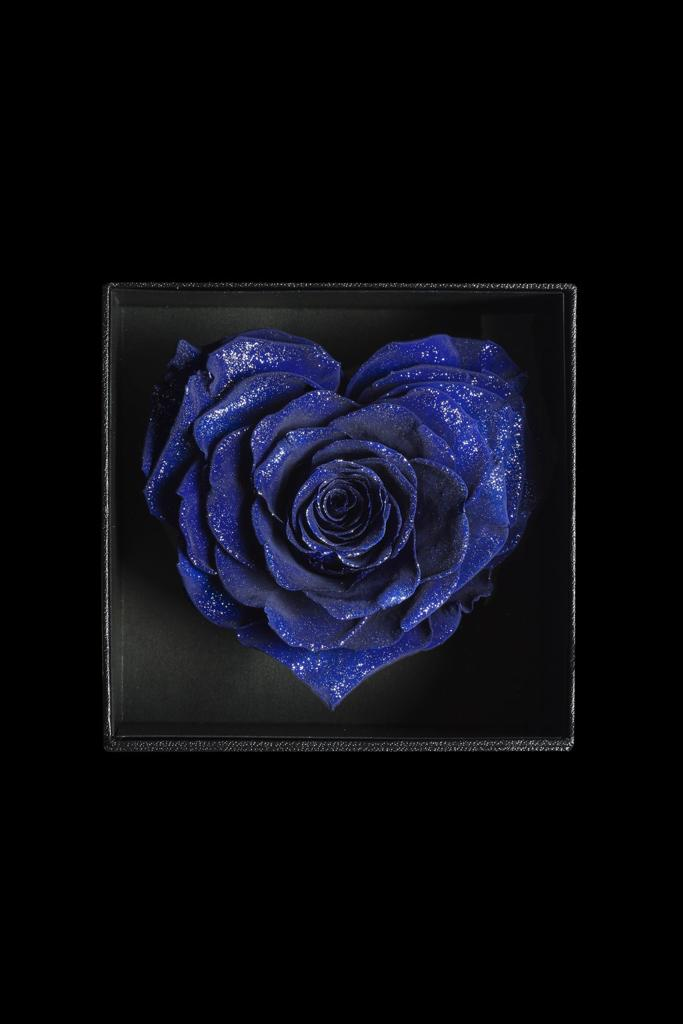 Royce Heart - Dark Blue