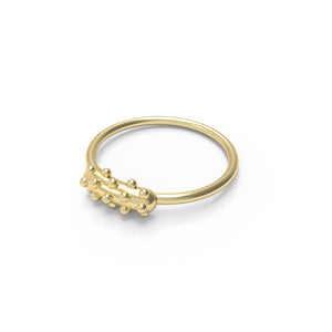 LITTLE MONSTER BAR RING