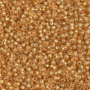 11-4231 - 11/0 Duracoat S/L Dyed Golden Flax Miyuki Seed Bead | 25 Grams