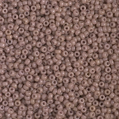11-94455-50 - 11/0 Duracoat Opaque Dyed Grey | 25 Grams