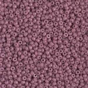 11-4487 - 11/0 Duracoat Opaque Dyed Mauve | 25 Grams