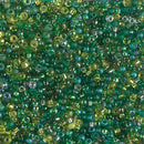 11-MIX-08 - 11/0 Miyuki Seed Bead Mix, Ever Green | 25 Grams
