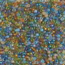 CL-11-MIX-25 - 11/0 Miyuki Seed Bead Mix, Fields of France | 17.87 Grams