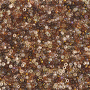 15-MIX-15 - 15/0 Miyuki Seed Bead Mix, Golden Grains | 25 Grams
