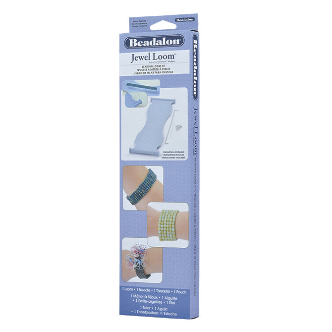 Jewel Loom (206S-064) Beading Loom Kit| Pkg 1