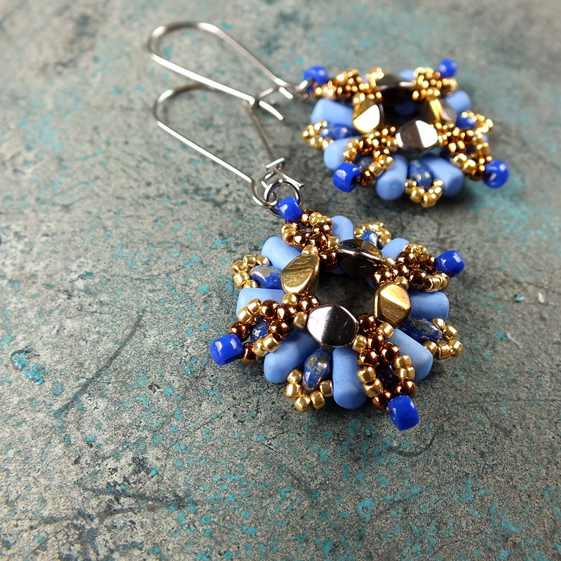 #PDF-247 - Chiara Earrings Project